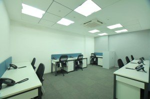 Centre-A Serviced Office In Kochi For Rent in MG-Road Kochi