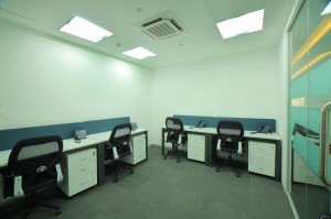 Centre-A Serviced Offices In Kochi for Rent at MG-Road Kochi