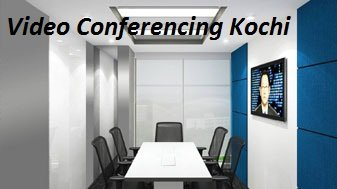 T CentreA Video Conferencing Kochi For Rent In Mg Road From Alapatt Group