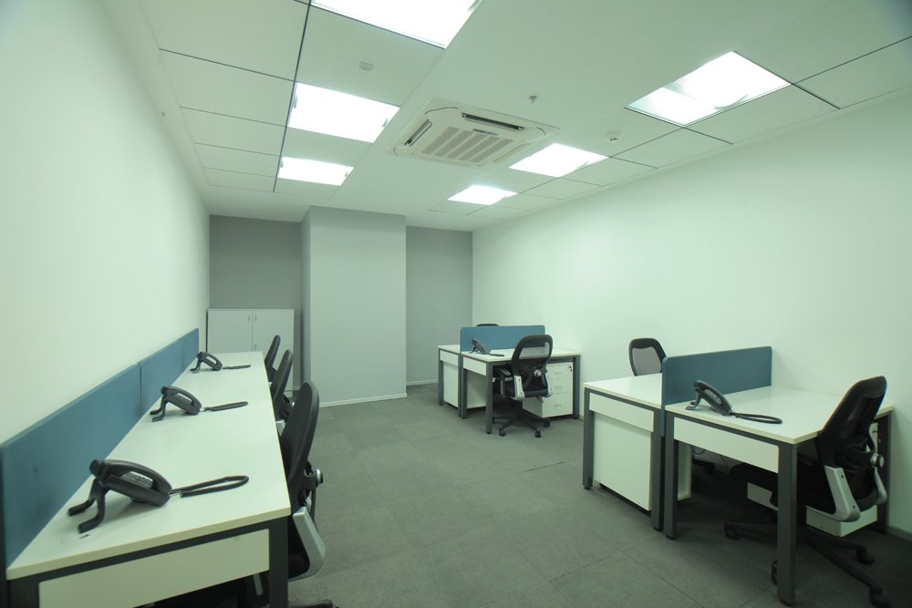 Shared Office Space For Rent In Kochi