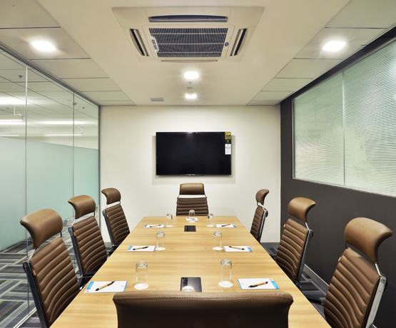 fully equipped meeting rooms for rent in kochi